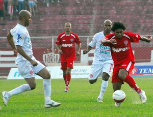 Noroeste 0 x 0 América-SP Copa Paulista (Foto: Juliana Lobato/Agência Bom Dia)