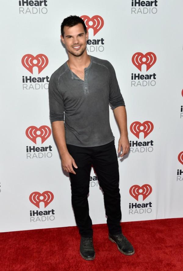 Aos 19 anos, Taylor Lautner levou US$12,5 Million pelo penúltimo filme da saga 'Crepúsculo', em 2011 (Foto: Getty Images)