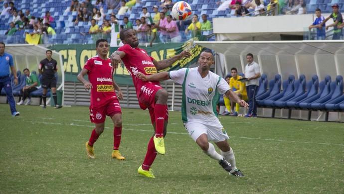 Cuiabá, América-RN, Arena Pantanal (Foto: Pedro Lima/Cuiabá Esporte Clube)
