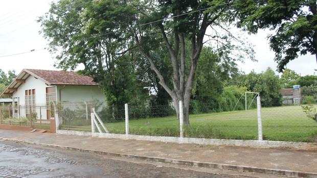 casa dunga ijuí inter (Foto: Diego Guichard/Globoesporte.com)