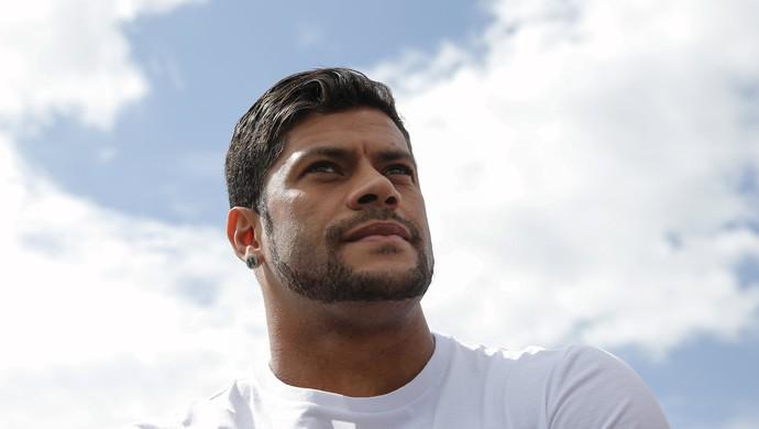 Hulk Zenit centro de treinamento (Foto: Reuters)