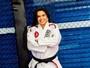 Primeira mulher a lutar MMA em RR é a única faixa preta de jiu-jítsu na Suíça