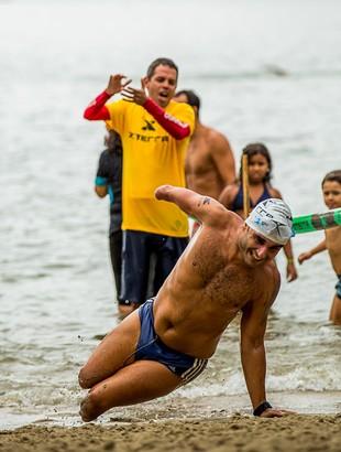André Nadador Xterra Paraty euatleta (Foto: Thiago Lemos)