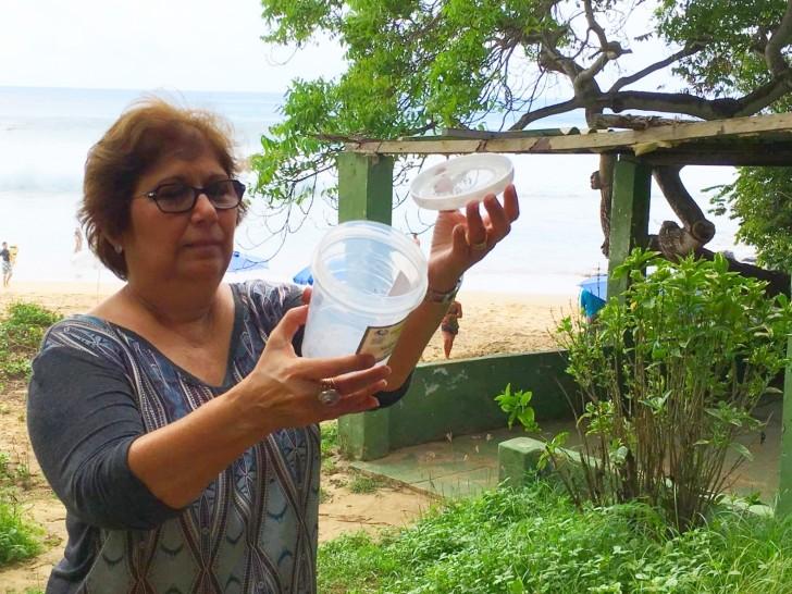 Fátima Souza mosquito
