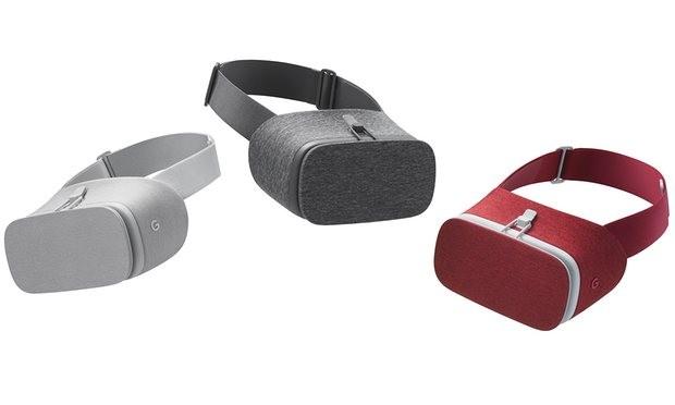 Óculo de VR do Google tem a proposta de ser bonito e confortável (Foto: divulgação)