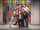 Oscar Magrini apresenta 'Cinco Homens e Um Segredo' na região