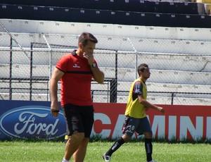 Paulista Jundiaí treino Giba (Foto: Divulgação / Paulista FC)
