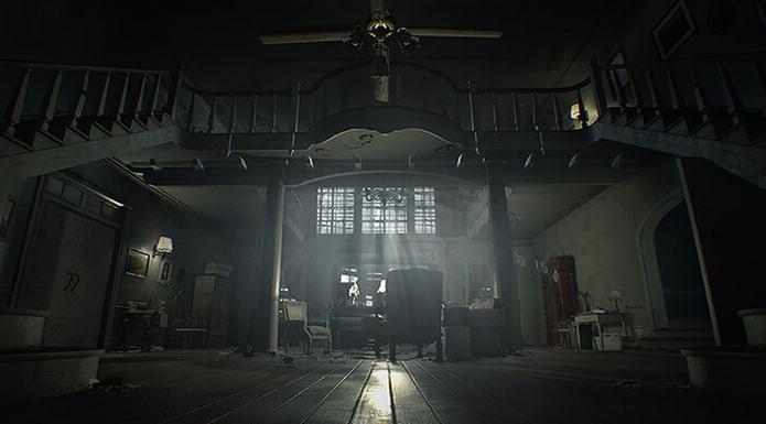 Resident Evil 7 traz uma mansão como cenário do game (Foto: Divulgação/Capcom)