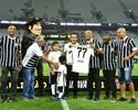 Apresentado à Fiel em Itaquera, Jadson terá camisa 77 no Corinthians