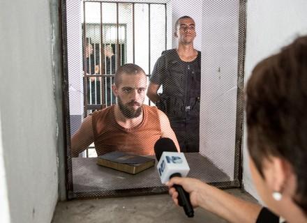 César dá entrevista e diz que vai procurar pelos filhos quando sair da cadeia
