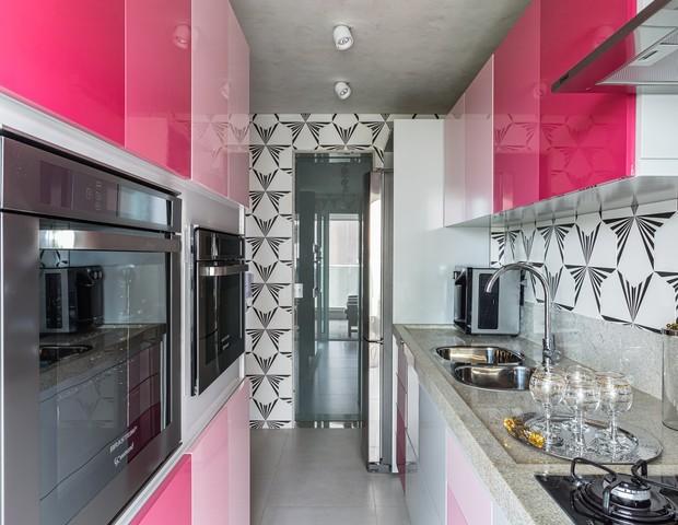 Apartamento Gustavo Barone (Foto: Elton Rocha/ divulgação )