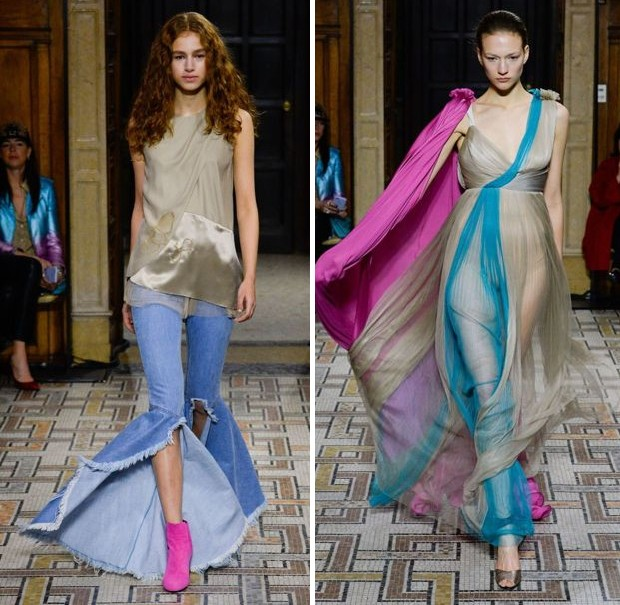 Vionnet Autumn/Winter 2017 (Foto: Indigital)