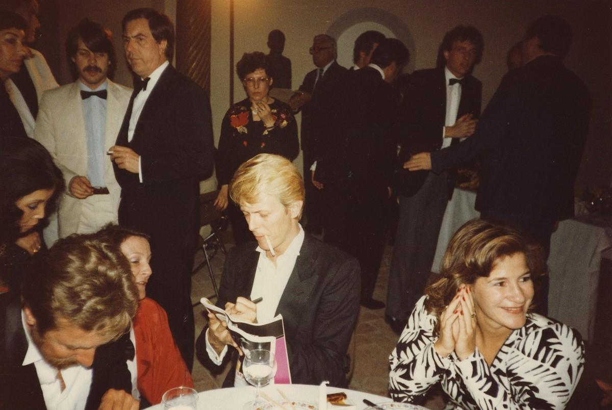 David Bowie e Coco. (Foto: Divulgação)