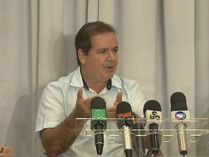 Tião Viana (Foto: Reprodução/Rede Amazônica Acre)