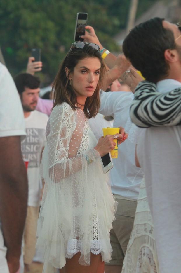 Alessandra Ambrósio (Foto: Marcello Sá Barreto / AgNews)