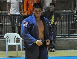 Delan Monte, judoca paraibano (Foto: Divulga&#231;&#227;o)