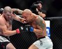 Thiago Pitbull faz luta dura, mas perde por pontos para Jim Miller no UFC 205