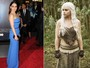 Veja o estilo dos atores de 'Game of Thrones' dentro e fora das telas