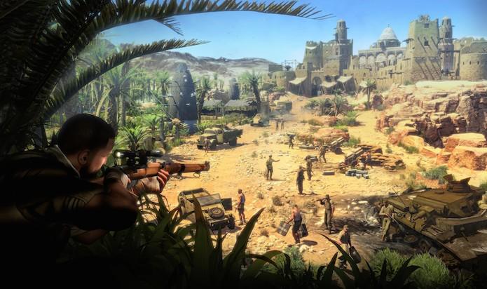 Confira o detonado de Sniper Elite 3 (Foto: Divulgação)