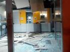 Bandidos explodem única agência bancária de Lajedo do Tabocal, na BA
