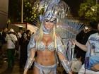 'Intensifiquei a malhação e perdi 3 quilos', conta Carol Narizinho