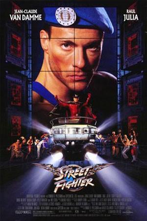 O filme de 'Street Fighter' foi um fracasso para a crítica, mas faturou quase US$ 100 milhões em todo o mundo (Foto: Divulgação)
