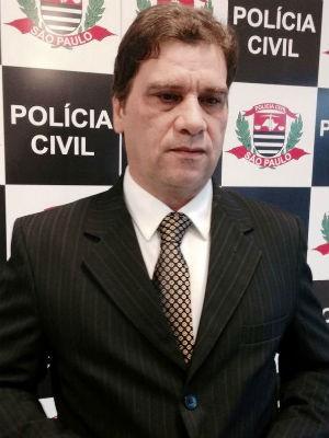 Marcelo Carriel, delegado seccional  (Foto: Ana Carolina Levorato/G1 )