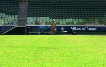 Palmeiras vende 17.500 ingressos para primeiro jogo do ano na arena