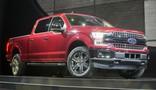 LÍDER NOS EUA: Ford F-150 também tem poucas mudanças (Geoff Robins / AFP)