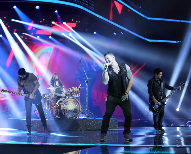 Vencedora do SuperStar, Malta toca na final do The Voice (Foto: Isabella Pinheiro/Gshow)