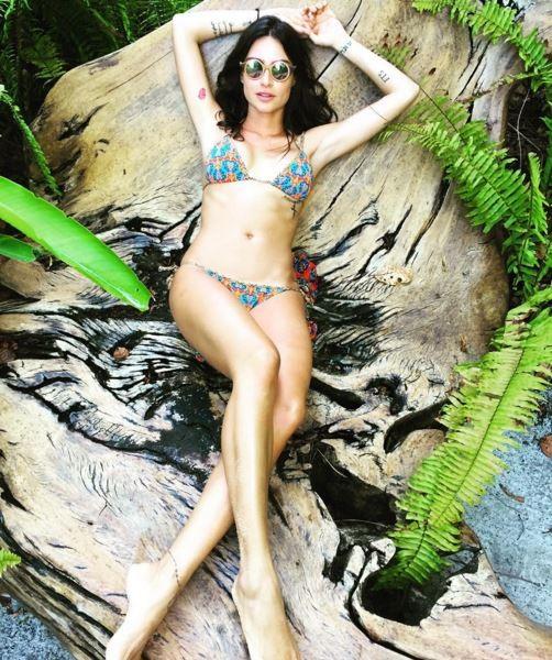 Thaila Ayala em Trancoso (Foto: Reprodução / Instagram)