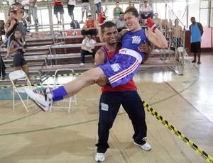 Elizangela Durães Boxe (Foto: Cleomar Macedo)