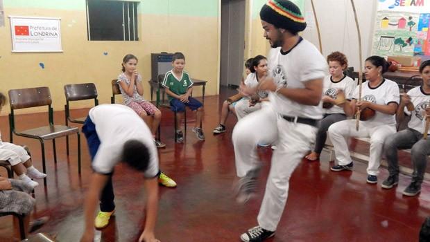 Participe do 2º Encontro Eu Sou Capoeira 24 Horas, em Londrina (Foto: Reprodução/Redes Sociais)