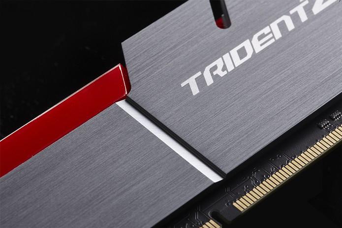 Memórias devem acompanhar a chegada da sexta geração dos Core i da Intel com preços bem salgados (Foto: Divulgação/G.SKILL)