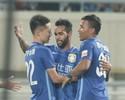 Alex Teixeira marca, e Jiangsu Suning vence o Henan Jianye pelo Chinês