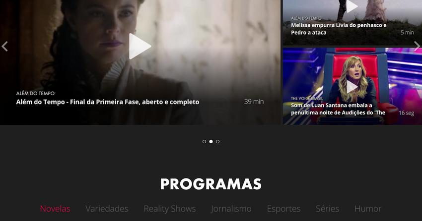 Assistir tv globo online gratis ao vivo novela amor a vida