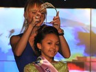 Filha de brasileira sonha ser Miss EUA (Arquivo pessoal/Adriana Jackson)