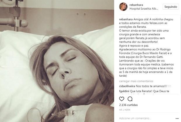 Renata Banhara (Foto: Reprodução/Instagram)