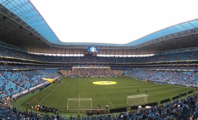 Arena Grêmio Inter Gre-Nal 412 (Foto: Eduardo Deconto/GloboEsporte.com)