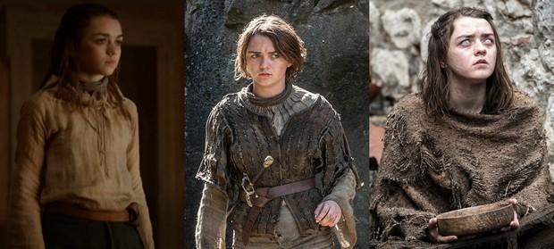 Arya Stark (Foto: HBO/Divulgação)