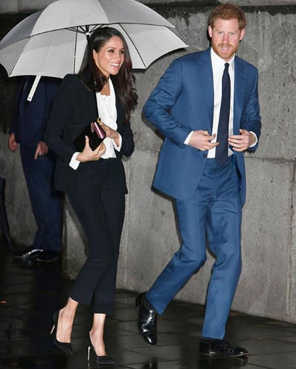 Meghan Markle e príncipe Harry (Foto: Reprodução Instagram)