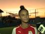 Revelação em 2015, Bárbara Melo  recebe elogios e incentivo de Marta