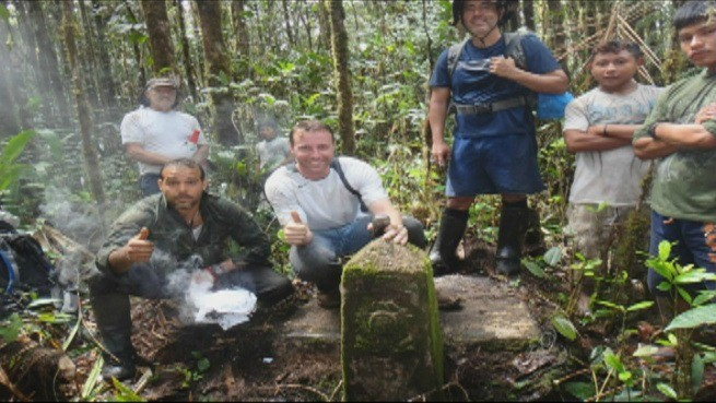 A subida ao Monte Caburaí foi motivada pela curiosidade e vontade de ultrapassar barreiras (Foto: Bom Dia Amazônia)