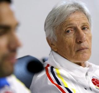 José Pékerman técnico Colômbia (Foto: Reuters)
