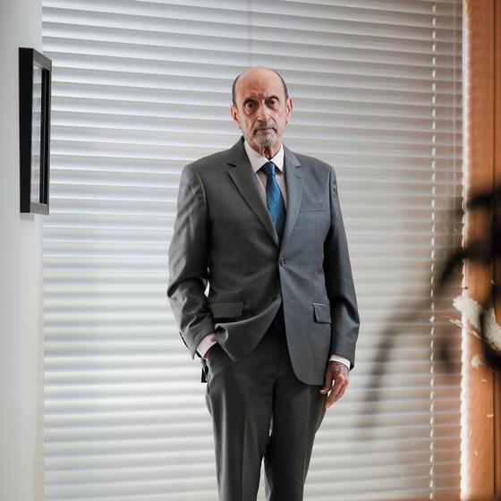 O jurista Gilson Dipp (Foto: Sérgio Lima/ÉPOCA)
