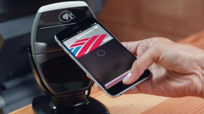 Apple Pay permite pagar contas pelo iPhone (Foto: Reprodução/Apple)