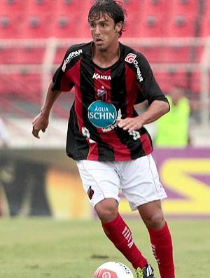 Bruno Martins do Ituano (Foto: Miguel Schincariol)