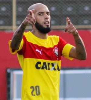 paulinho; paulinho vitória (Foto: Maurícia da Matta / EC Vitória / Divulgação)