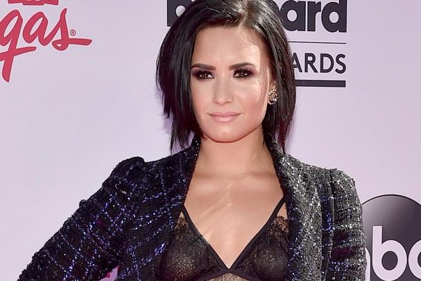 Demi Lovato acabou de ficar solteira (Foto: Getty Images)