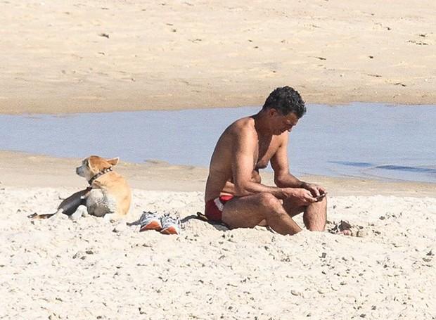 Eduardo Moscovis (Foto: Daniel Delmiro/ AgNews)